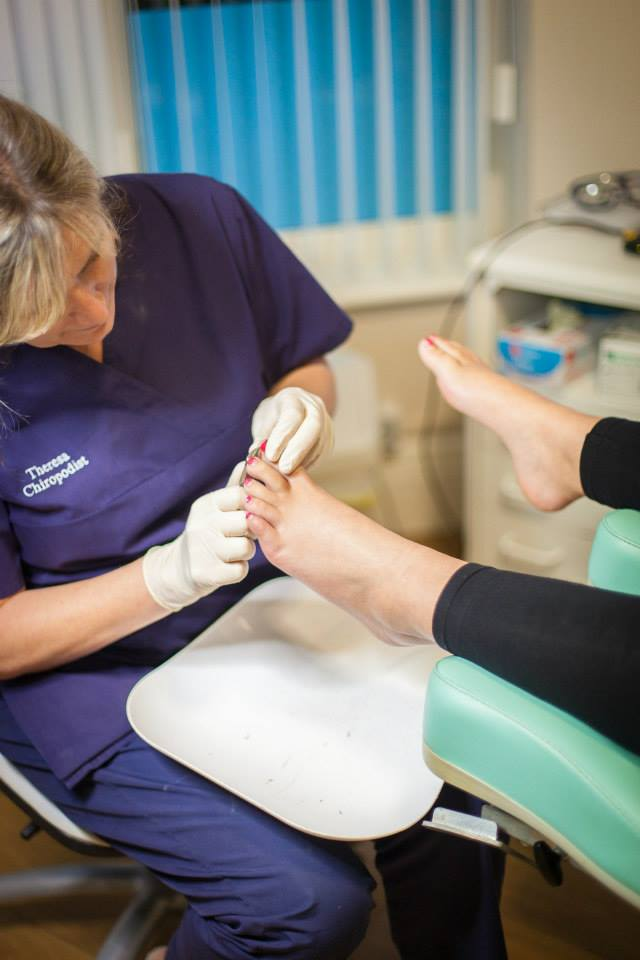 Why is it important to exfoliate and moisturise my feet?