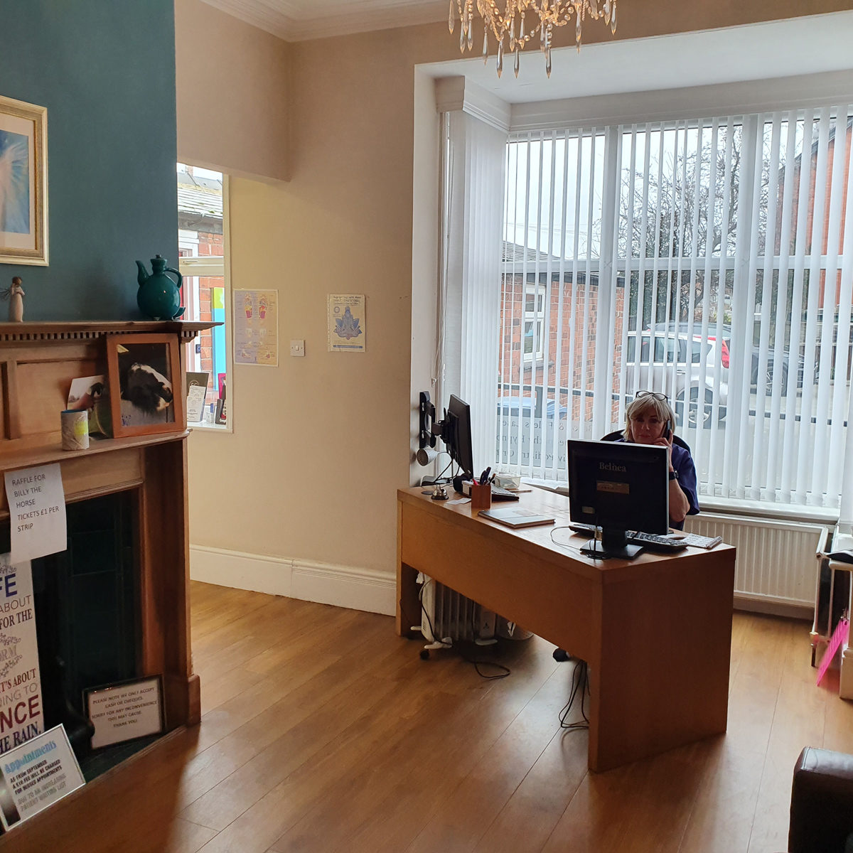 crossgates-chiropody-therapy-reception